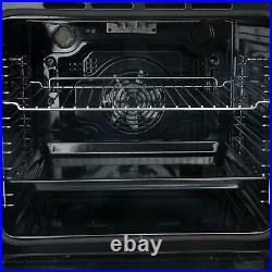 10 Function Touch Control Programmable Single 76L Built-in Oven SIA BISO6SS