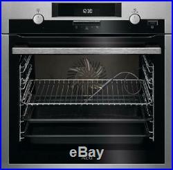 AEG BCS552020M Mastery Built In Electric Single Oven HA2863