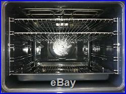 AEG BEB231011M 60cm 74 Litre Built In Single Oven Stainless Steel
