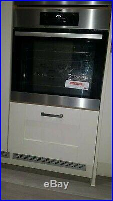 AEG BEB231011M Brand New Built-in Single Oven Stainless Steel