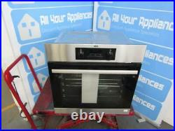 AEG BEB231011M Built In Single Electric Oven in Stainless Steel GRADED