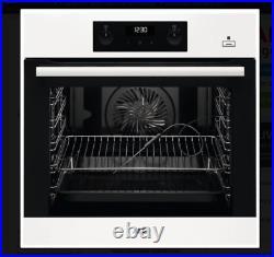 AEG BEB355020W SteamBake White Built in Single Oven White BEB355020W