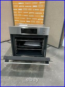 AEG BEK351010M Built In Single Steam Bake Electric Oven HW174289