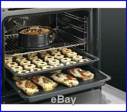 AEG BES352010M SteamBake Built In Single Electric Oven Stainless Steel Brand New