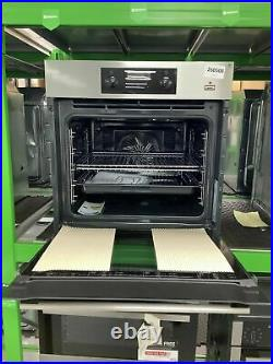 AEG BES355010M Built In Electric Single Oven Steam Function S/Steel #260508