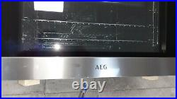 AEG BES356010M SteamBake Built In Multifunction Single Oven A117707