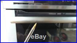 AEG BP730410KM Built in Multifunction Pyrolytic Electric Single Oven