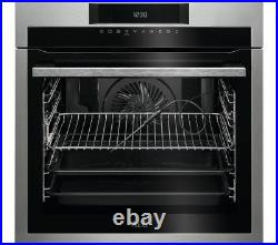 AEG BPE642020M Mastery A+ Rated Built In Electric Single Oven A115284