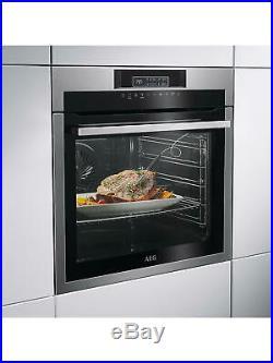 AEG BPE742320M Built-In Single SenseCook Electric Oven, RRP £799