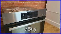 AEG BPK351020M Built In Pyrolytic Electric SteamBake Single Oven RRP £619