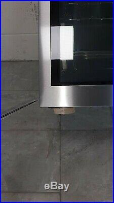 AEG BS836680KM Built-in St/Steel Multifunction Electric Single Fan Steam A114682