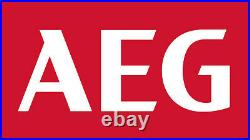 AEG Built In Single Electric Fan Oven With Grill BPS356020M A+ Stainless Steel