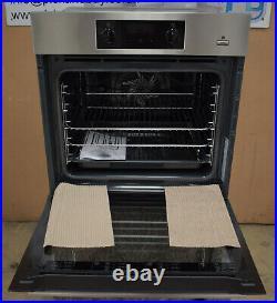 AEG SteamBake BES355010M Single Built-In Electric Steam Oven A Energy #9390905