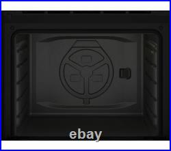 BEKO BBXIC21000X Built-in Electric Single Oven 74L Stainless Steel Currys
