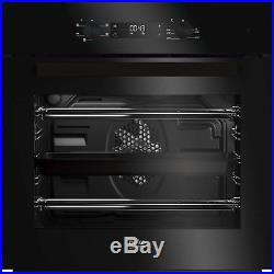 BEKO BIF22300B Big Capacity 5 Function Electric Built-in Fan Single Ov BIF22300B