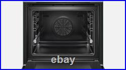 BOSCH HBG6764S6B Serie 8 Built in Single oven Home connect Stainless steel