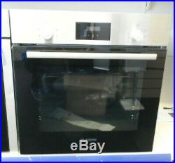 BOSCH Serie 2 HHF113BR0B Built in Electric Single Oven 66 Litres Stainless Steel