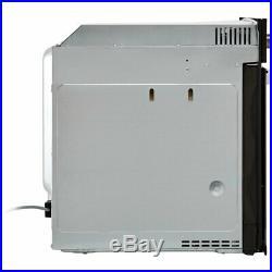 Baumatic BOFMU604B Built In 60cm A Electric Single Oven Black New