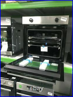 Beko BBRIC21000X Built In Electric Single Oven Stainless Steel A Rated #258762