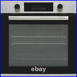 Beko BBRIE22300XD AeroPerfect Built In 59cm A Electric Single Oven Stainless
