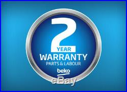 Beko BIF22100X Built In Electric Single Oven Stainless Steel