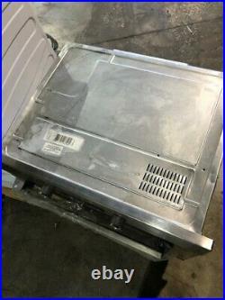 Beko BQE22300X Silver Built-in Electric Single Multifunction Oven