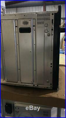 Beko BQM24400BPS Black Built-in Electric Single Pyrolytic Oven No7079