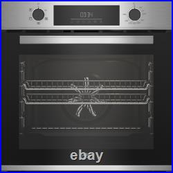 Beko BRIF22300X Built In 59cm A Electric Single Oven Stainless