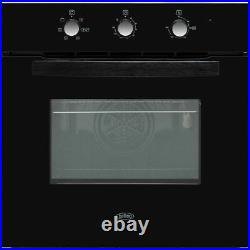 Belling BI602MM Built In 60cm A Electric Single Oven Black New
