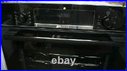 Bosch Built In Electric Single Fan Oven with Grill 71 litres HBS534BB0B Black