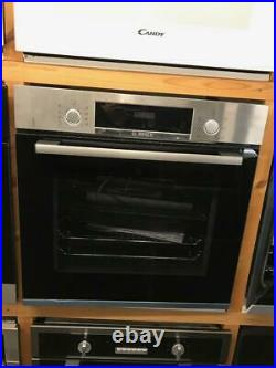 Bosch Built In Single Oven Hbs534bs0b Stainless Steel Ex Display