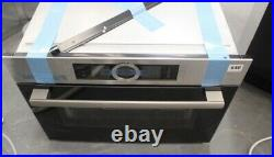 Bosch CSG656BS7B Serie 8 Electric Single Oven Brand New Ex Display RRP £1249