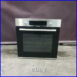 Bosch HBA5780S0B Serie 6 Multi Electric Self Cleaning Built-in Single Oven