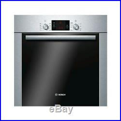 Bosch HBA63R252B Serie 6 Built-in Single Electric Oven Pyrolytic Cleaning Stainl