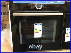 Bosch HBG674BB1B Serie 8 Multifunction Electric Single Oven with 71L RRP £899