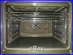 Bosch HBN430551B Multi Function Single Oven in Stainless Steel