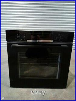 Bosch HBS534BB0B Serie 4 Electric Built-In Single Oven (ID708481070) GRADE A