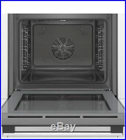 Bosch HBS534BS0B Black Built-in Electric Single Multifunction Oven code bowie