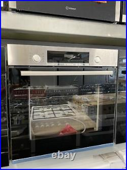 Bosch HBS534BS0B Built In Single Electric Oven Stainless Steel