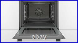 Bosch HBS534BS0B Built-In Single Oven Stainless Steel #6721607