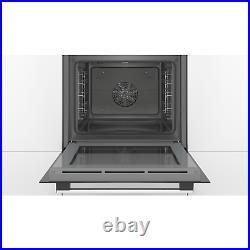 Bosch HBS534BW0B Serie 4 Multifunction Electric Built-in Single Oven HBS534BW0B