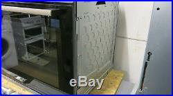 Bosch HBS573BS0B Serie 4 Built In 59cm Electric Single Oven Stainless Steel #619