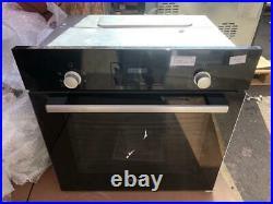 Bosch HHF113BA0B Serie 2 Built In 59cm A Electric Single Oven Black
