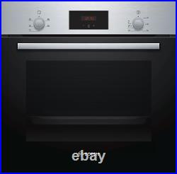 Bosch HHF113BR0B Built-In Single Oven Stainless Steel #2551605