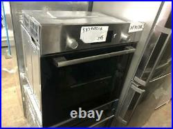 Bosch HHF113BR0B Serie 2 Built In 59cm A Electric Single Oven Stainless Steel