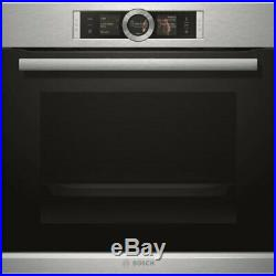 Bosch HRG6769S2B 15 Function Electric Built-in Single Oven Stainless Steel Cook