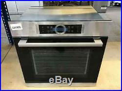 Bosch Serie 8 HBG634BS1B Built In Electric Single Oven Stainless Steel A #232205