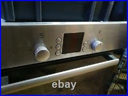 Bosch built in integrated single oven HBN531E1B