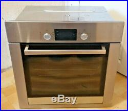 Bosh Built-in single multi-function activeClean oven HBG73R550B NEVER USED