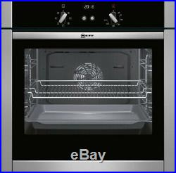 Brand New Neff B44M42N5GB 5 Function Electric Slide & Hide Built-In Single Oven
